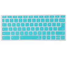 "Silicone Keyboard Cover for Acer 11.6"" Chromebook Cb3-111-c670 Cb3-111-c8ub C720 C720P C740 (US Layout) - Chromebook Cover Skin (Turquoise Blue) DOES NOT FIT ACER 11.6"" Chromebook Cb3-131!!!"