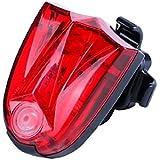 Kinrui USB-Charge LED Bicycle Tail Lights Night Riding Flash Security Warning Lights