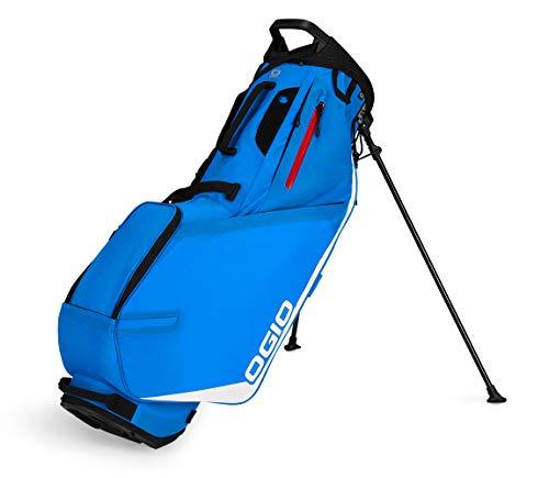 (OGIO SHADOW Fuse 304 Golf Stand Bag, Royal Blue)
