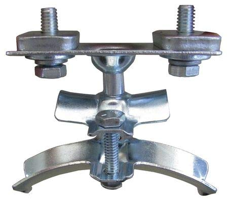Festoon Tow Clamp, Round, 0.60-0.94 O.D.