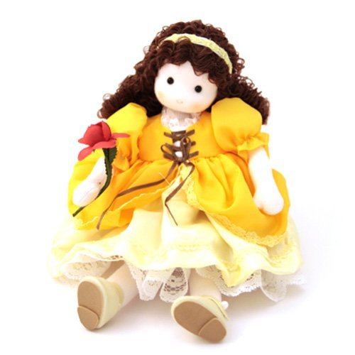 Green Tree Products Belle Musical Doll ()