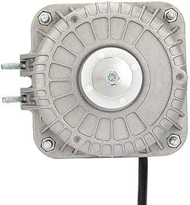 Motor de condensador, 1300 RPM, 33 W, 220 V, 0,25 A, motor de ...