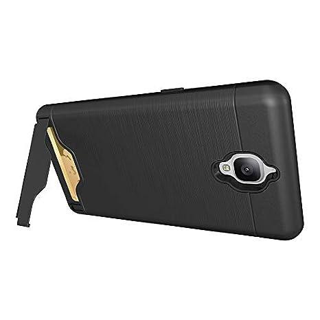 Amazon.com: OnePlus 3T funda OnePlus 3 funda, Negro: Cell ...