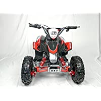 Mini quad ELECTRICO con motor brushless de 800W
