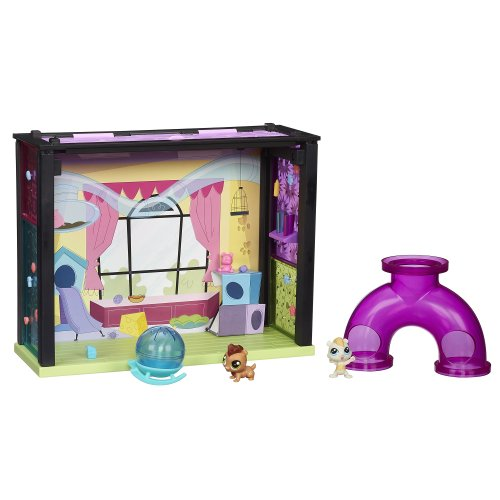 (Littlest Pet Shop Pet-acular Fun Room Style)