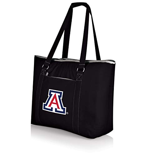 NCAA Arizona Wildcats Tahoe Extra Large Insulated Cooler Tote, Black