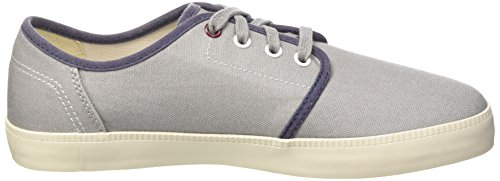 Timberland Newport Bay_Newport Bay Canvas Plain, Men's Low-Top Sneakers Grau (Grey/Sleet)
