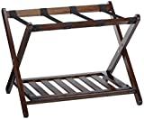 Winsome 40436 Remy Shelf Luggage Rack, Cappuccino