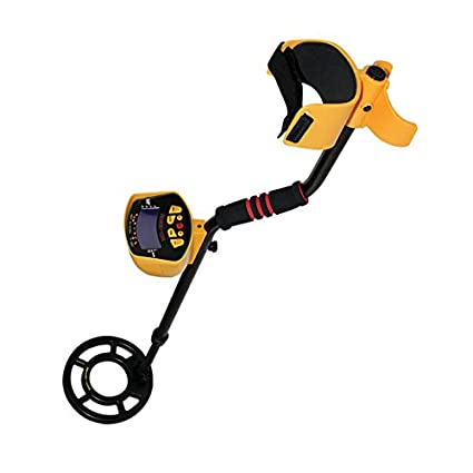 Metal Detector Gold Digger Metal Detector Fully Automatic Gold Detector Waterproof Search Coil for Detecting Metal