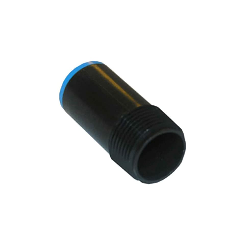 LASCO 15 8508P 5/8 710 OD Drip Tube Compression Fitting by Male Hose Thread