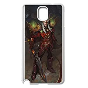 Lor'themar Theron Samsung Galaxy Note 3 Cell Phone Case White Special gift FG816854