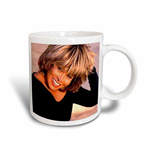 3dRose Tina Turner Magic Transforming Mug, 11-Ounce -