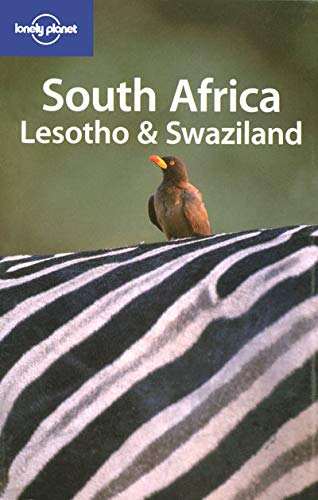 South Africa Lesotho And Swaziland  Country Guide  LONELY PLANET SOUTH AFRICA LESOTHO AND SWAZILAND