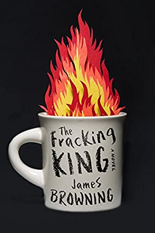 book cover of The Fracking King