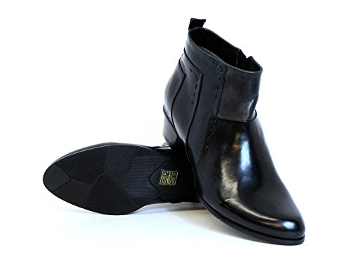 1403 Schwarz Ankle schwarz Women black Boots Yqq7z