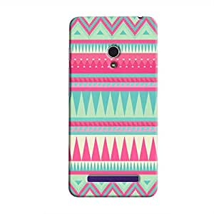 Cover It Up - Pink Indie Print Zenfone 5Hard Case