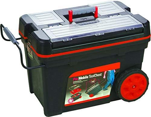 B.TECH TOOLS 0501444 - Caja de herramientas con ruedas (62 cm): Amazon.es: Bricolaje y herramientas