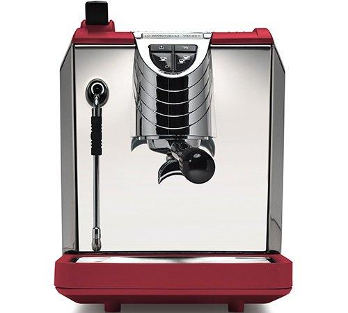 Beispiel-Vergleich-Espressomaschine für hochwertige Angebote Espressomaschine Oscar II Rot Nuova Simonelli