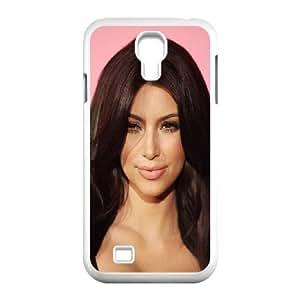 Kim Kardashian Samsung Galaxy S4 9500 Cell Phone Case White XZE