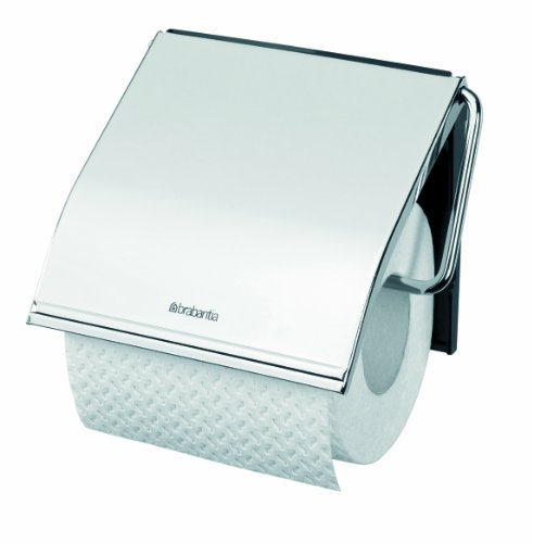 Brabantia Brilliant Steel Toilet Roll ()