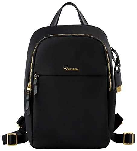 Wolfrealm Laptop Backpack for Women&Men Business Backpack Purse Lightweight Rucksack Waterproof College School Pack Notebook Bag (14