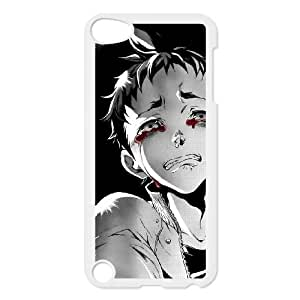 Q7J05 Deadman Wonderland K5C4CR funda iPod Touch 5 funda la cubierta del caso XA1PKE3GT blanco