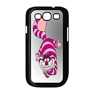 [MEIYING DIY CASE] For Samsung Galaxy S3 -Alice and Cheshire Cat Pattern-IKAI0446376
