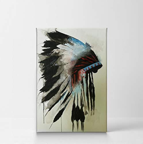 Buy native american chief portrait