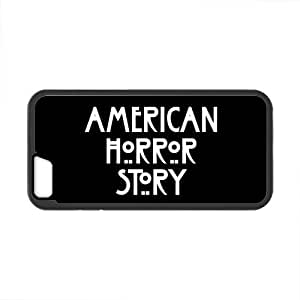 Onshop Custom American Horror Story Pattern Phone Case Laser Technology for iPhone 6 4.7 Inch