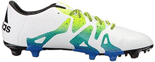 Adidas Performance Mænds X 15,3 Klampen Fodbold Sko Hvid / Sort / Semi Sol Slim