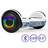 "SISIGAD Hoverboard 6.5"" Self Balancing Scooter"