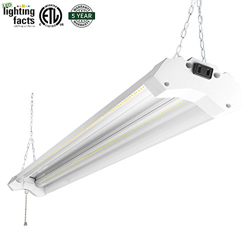 AUTHENTIC Hykolity Utility LED Shop Light 4ft 40 Watt 4800
