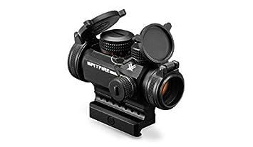 spitfire vortex. vortex optics spr-1301 spitfire 1x prism scope with drt reticle (moa), .