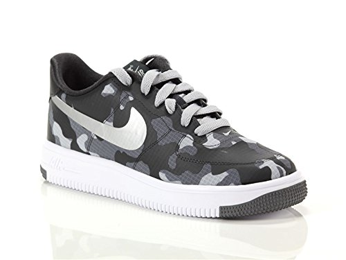 Nike Air Force 1 Ultraforce SE (GS) Trainers 859340 Sneakers Shoes (5 M US Big Kid, carb?n 003) (Best Carbs For Runners)