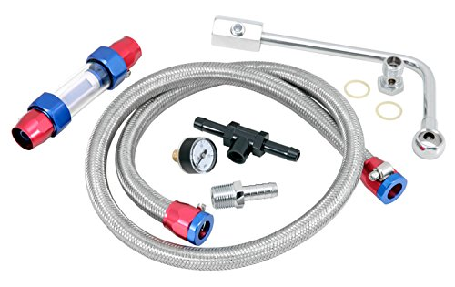 edelbrock fuel line kit - 9