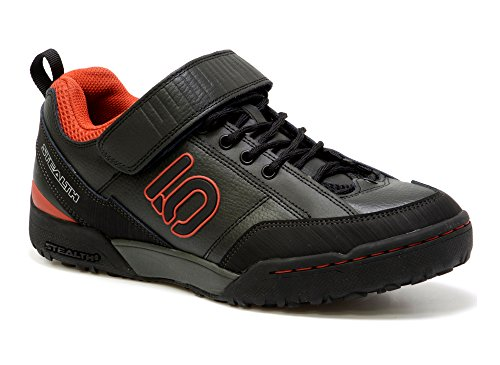 Five Ten Men's Maltese Falcon Bike Shoe,Raven'S Eye Grey,8.5 D US