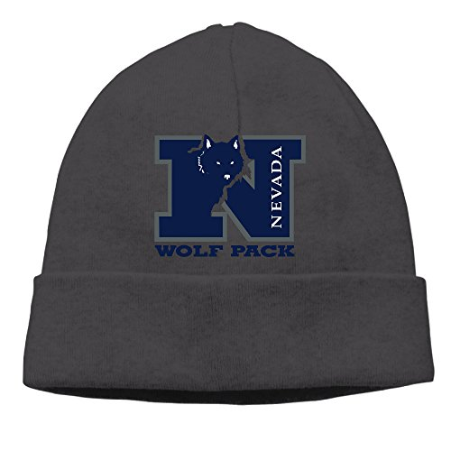 Hotgirl4 University Of Nevada Mascot Men And Women Breathable Knitted Beanie Skull (Women Knitted Uggs)