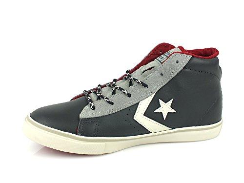 Converse CONVERSE 650610C - Zapatillas de Piel para niño Negro negro Wind Storm