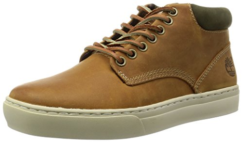 Timberland Earthkeepers Adventure Scarpe, Uomo Red Wheat