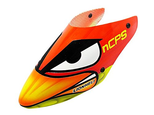 Rakon Blade Nano CPS LIONHELI Fiberglass Canopy-Angry Bird - nCPS-CS03