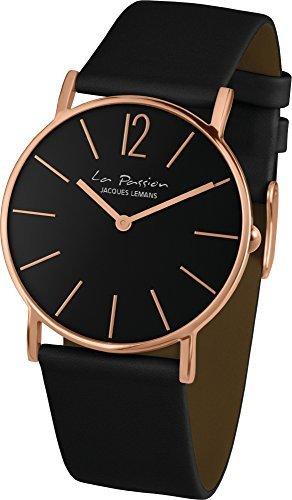 Jacques Lemans La Passion LP-122E Wristwatch for women Flat & light