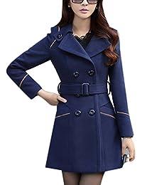 Amazon.com: Blues - Wool & Blends / Wool & Pea Coats: Clothing ...