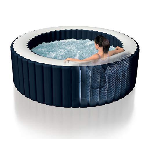 Intex PureSpa Plus Bubble Massage Set, Blue/White (Jacuzzi Hot Tub Jets)