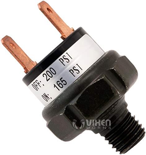 Vixen Horns VXA6200 165/200 Pressure Switch (200psi Compressor)