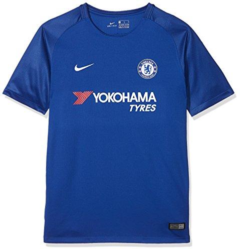 Nike Youth Breathe Chelsea FC Stadium Jersey [Rush Blue] (M) ()
