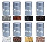 3 Pack Special - XFusion Keratin Hair Fibers - Auburn - Thickens Balding or Thin Hair - 12g