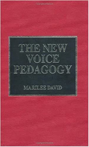 The new voice pedagogy /