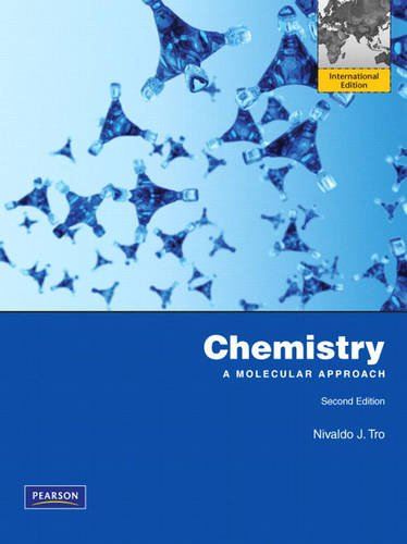 chemistry a molecular approach 2nd edition solutions manual