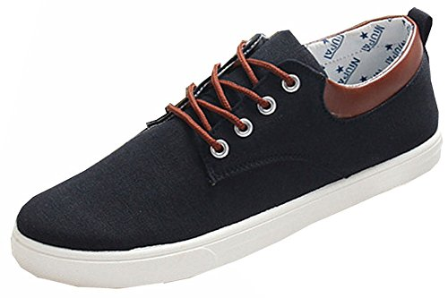 2015 Preto Outono Calçados Primavera E Planas Masculinos Lace Plano Sandálias Moda Casuais Sapatos Up UOrFUHwq