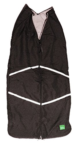 Baby Parka Stroller Winter Cover, Black by Baby Parka